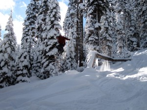 Blue Bird Days at Northstar Lake Tahoe