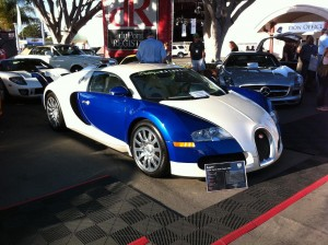 Barrett Jackson Auction at OC event Center