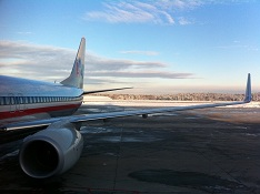 American Airlines Takes a One Day 33% fall
