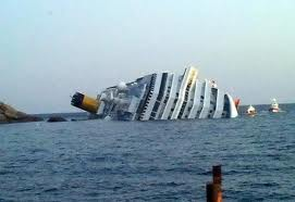 Carnival Cruise Costa Concordia Ship Capsizing