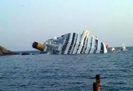 Carnival Cruise Costa Concordia Ship Capsizing