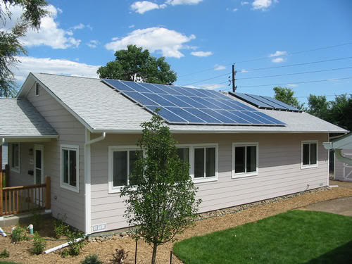 Solar Powered Homes Aren't Just For California