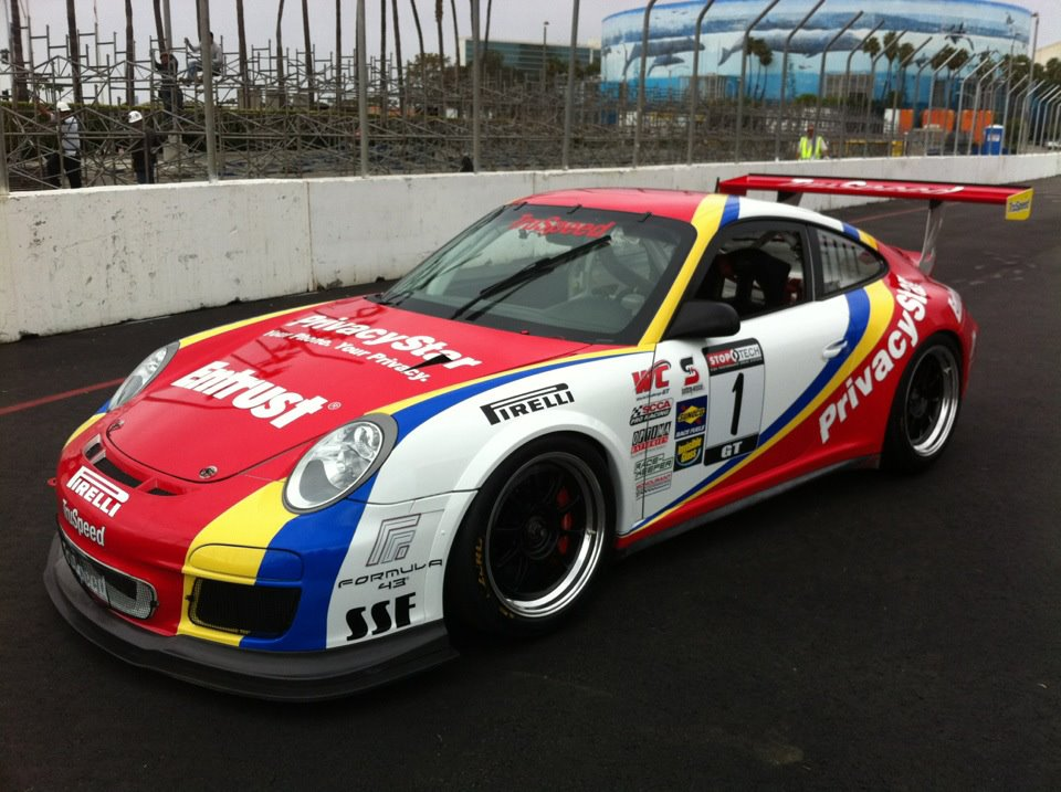 TruSpeed Motorsports And City Of Long Beach Launch Grand Prix Magic