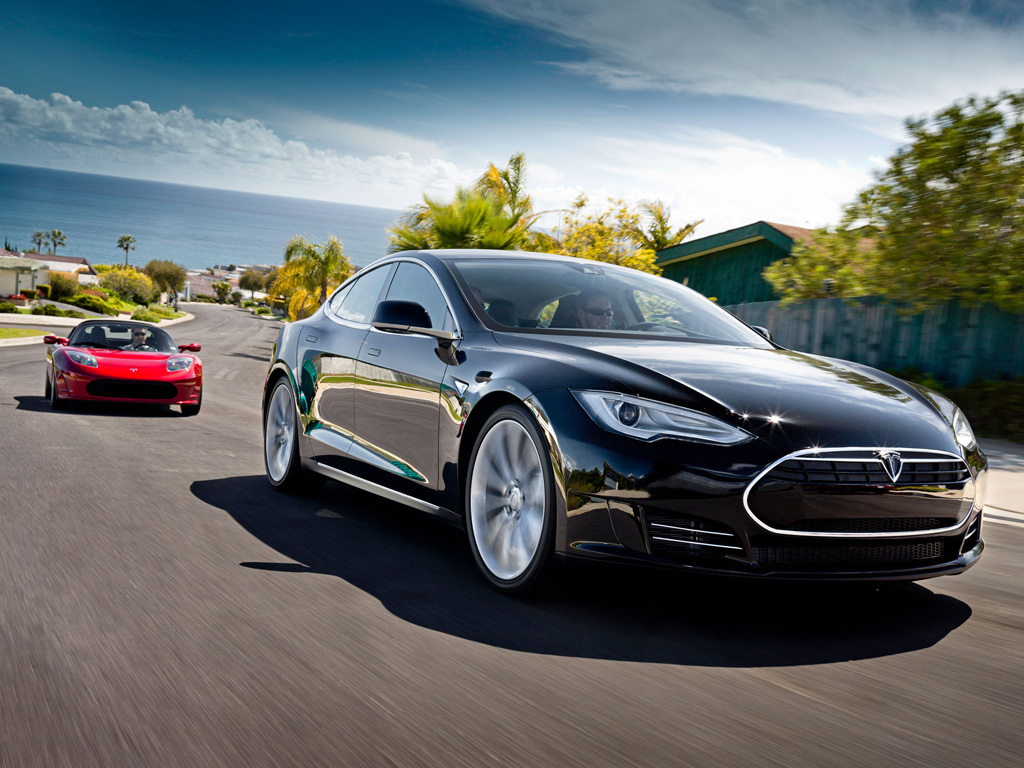 Tesla's Model X, The First All Electric Car With Available All Wheel Drive (AWD)