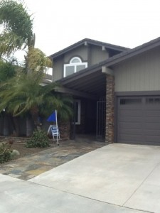 Huntington Beach Open House Today – Wind Rain or Shine