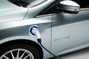 105 MPGe Ford Focus Electric Car