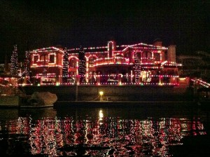 Cruise of Lights In Huntington Harbor – Go With the Crowd or Go In An Electric Duffy?