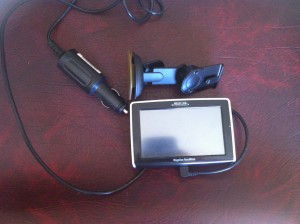 Magellan GPS, SOLD