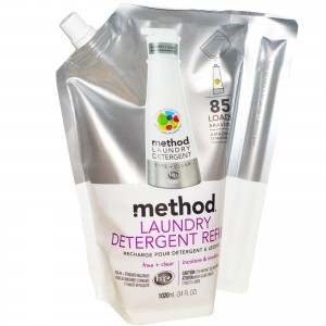 Method Detergent – Pay More Get Less??