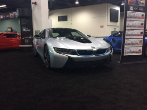 BMW i8 © Copyright 2014 Scott Bourquin