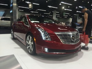 Cadillac Electric Car © Copyright 2014 Scott Bourquin