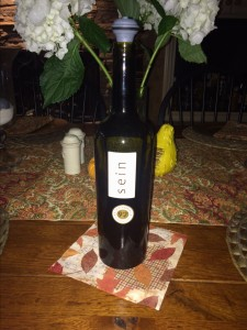 SEIN 2011 SPAIN RED BLEND  3.5