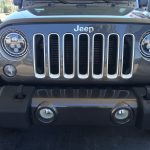 LED Halo Headlight Installation on Jeep Wrangler JK