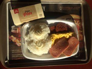 Best Breakfast in Hawaii – At McDonalds?