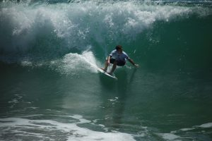 QTR Finalist Vans US Open Of Surfing - Copyright 2017 Scott Bourquin