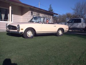 1966 230SL For Sale