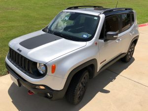 Jeep Renegade, Budget Rent a car Budget Viking