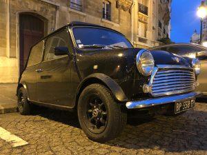 A Real Mini survives Paris Riot 2018