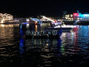 Huntington Harbor Cruise Of Lights and Boat Parade