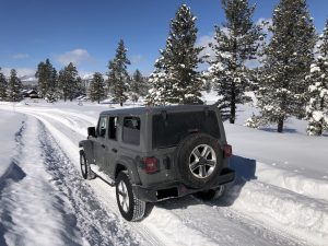 CoolToys 2019 Wranger JL Snow Test