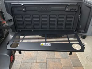 Jeep Jl Back Door Shelf