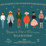 Art Center Fundraiser – Dressed To Inspire