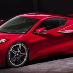 Is it a McLaran? No It's The New Corvette!