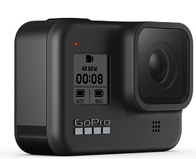 GoPro 8 ordered - didn't arrive.