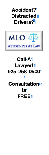 Best Accident Attorney Advertisement Mastrangelo Law Offices 925-258-0500
