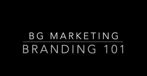 Branding 101 - Scott's Marketing Minute